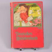 """""""Deutsches Mädchenbuch"""", Nr. 15, ein Jahrbuch d. Unterhaltung, Belehrung und Beschäftigung für junge"""