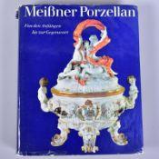 """Fachbuch """"Meißner Porzellan"""", Otto Walcha, VEB Verlag der Kunst Dresden, 1973- - -23.00 % buyer's"""