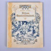 """,, Bilder und Geschichtenbuch"""" von Hermann Vogel, Verlag Braun und Schneider München, um 1900,"""