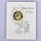 """,, Altes und Neues"""" von Hermann Vogel, Verlag Braun und Schneider München, um 1900, Zustand 1-"""