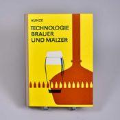 """""""Technologie Brauer und Mälzer"""",Dipl.-Ing. W. Kunze, VEB Fachbuchverlag Leipzig, 1977, sehr guter"""