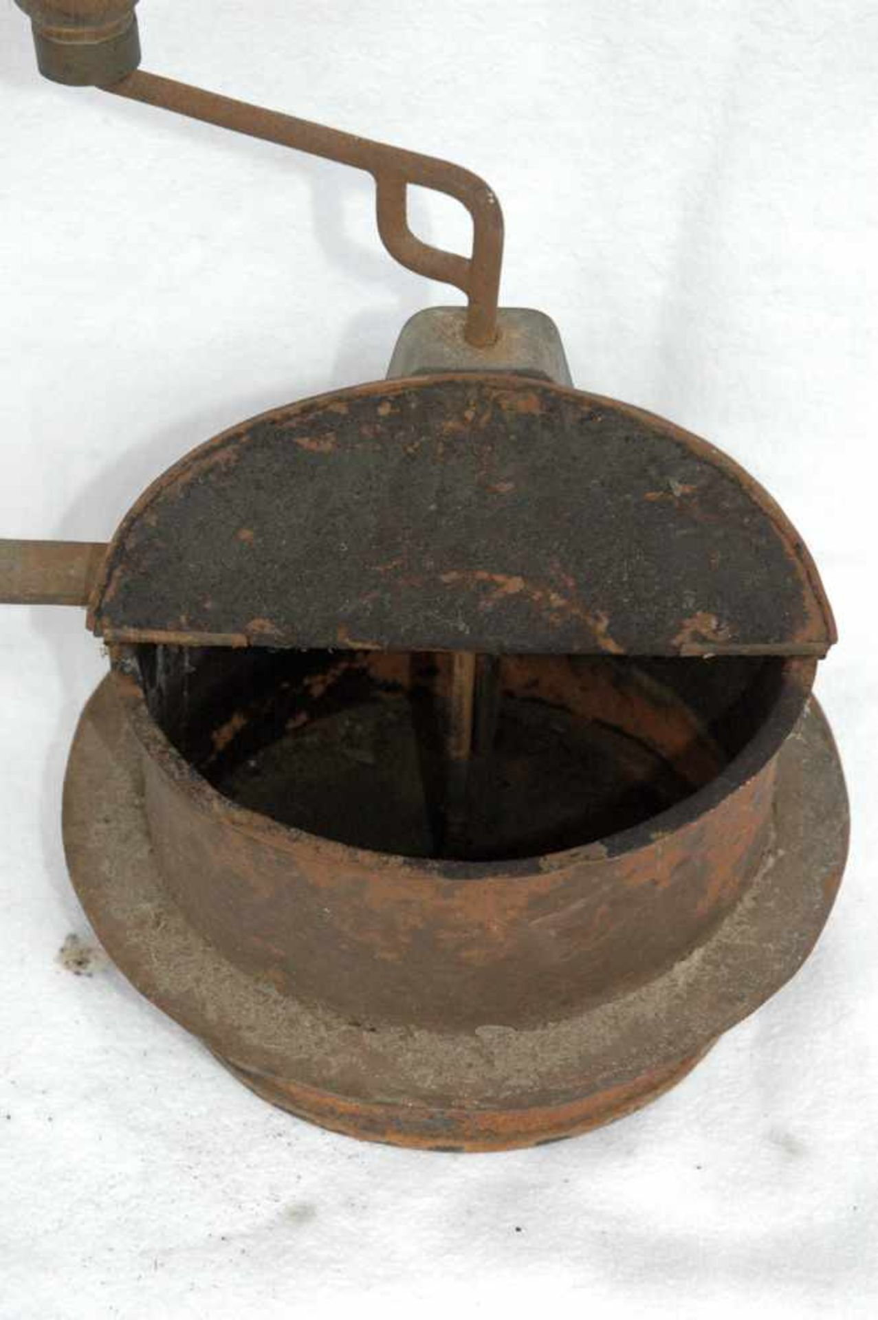 Kaffeeröster, Dm. ca. 22 cm - Bild 2 aus 3