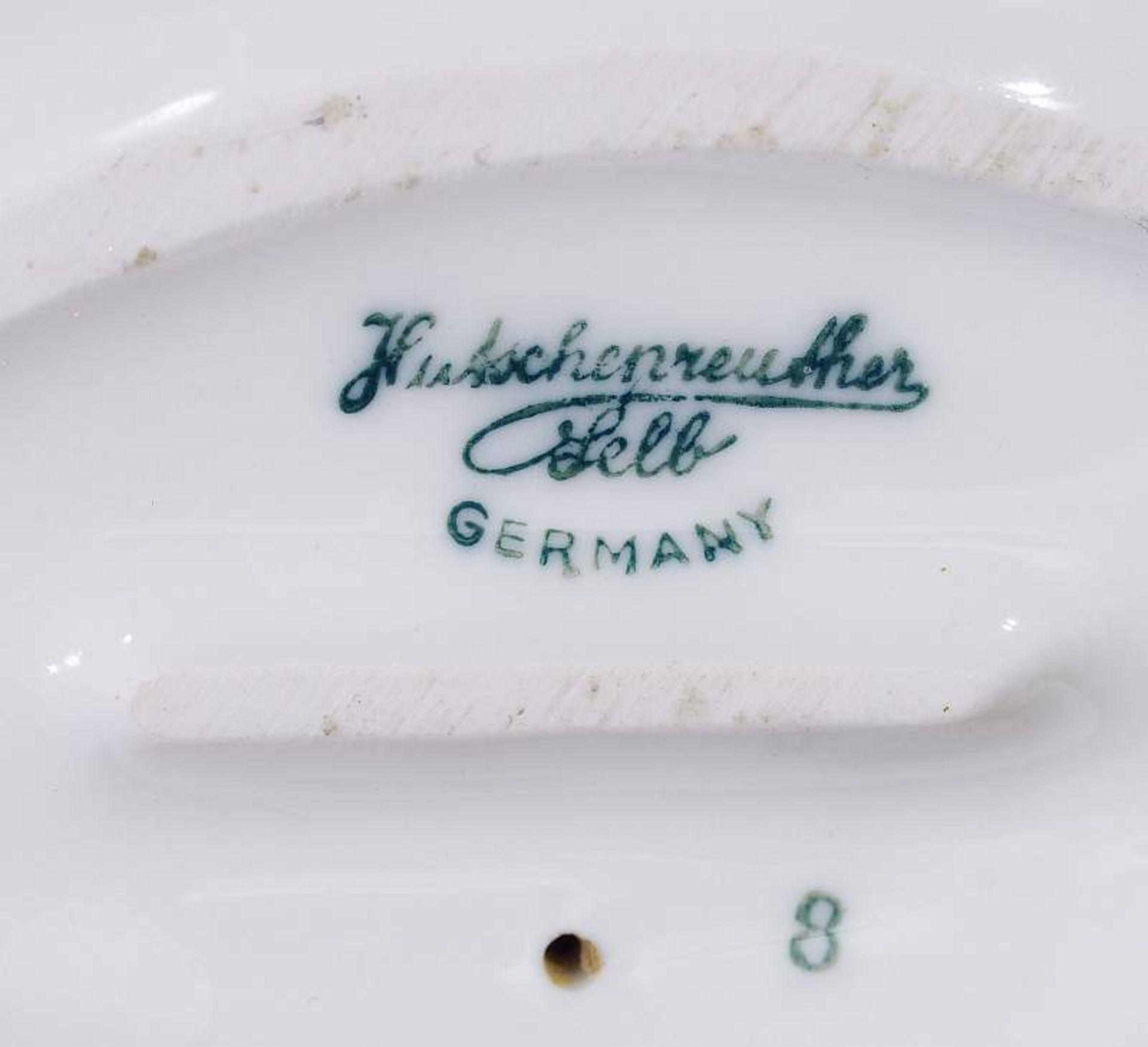 "Figurengruppe "" Springende Fohlen"". HUTSCHENREUTHER Selb Germany. Figurengruppe ""Springende Fohlen"". - Bild 4 aus 4"