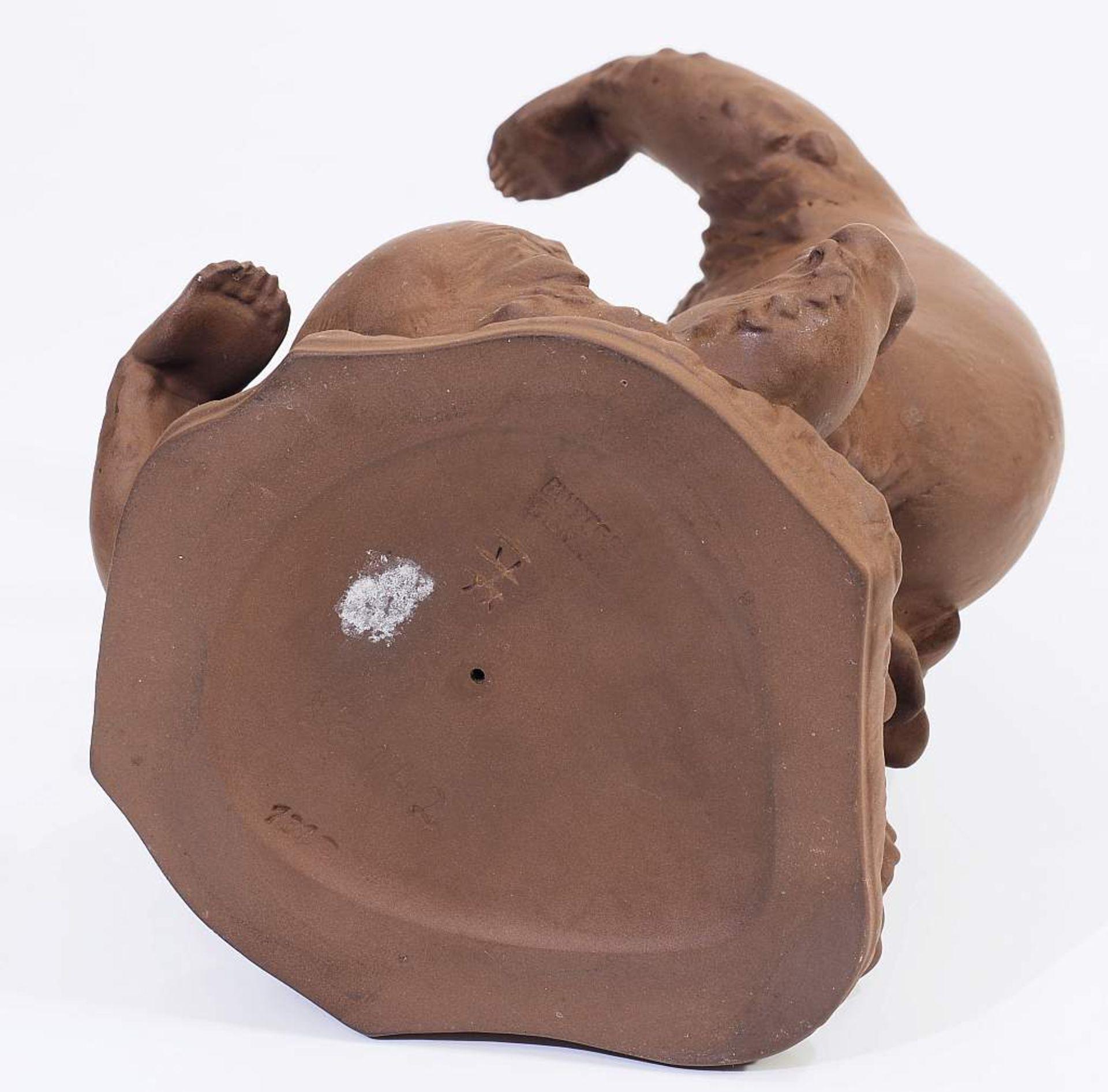 """Los 39 - Tierplastik """"Junge Bären, spielend"""".Tierplastik """"Junge Bären, spielend"""". MEISSEN, nach 1934. Entwurf"""