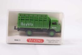 Wiking 044603 Gitteraufbau - LKW (MB LP 321)- - -20.00 % buyer's premium on the hammer price19.