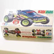 tamiya 58181 Racing Pick Up, Stadium Thunder, Bausatz, in OVP offen,- - -20.00 % buyer's premium