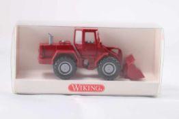 Wiking 6510224 Radlader, (Liebherr), neuwertig, OVP- - -20.00 % buyer's premium on the hammer