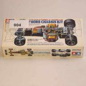 tamiya 58156 F 103 RS, chassis Kit, Bausatz, 1:10, original verpackt- - -20.00 % buyer's premium