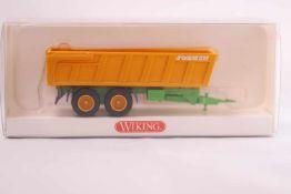 Wiking 3880426 Muldenkipper, neuwertig, OVP- - -20.00 % buyer's premium on the hammer price19.00 %