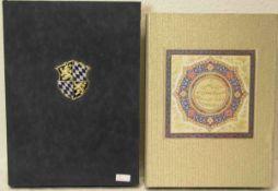 """Zwei Mappen: """"Große Bibliotheken der Welt-Schätze der Bayerischen Staatsbibliothek"""" und""""Kunst der"""