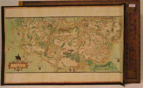 """""""Der Pfinzing-Atlas von 1594"""". Faksimile, hrsg. vom Stadtarchiv Nürnberg und AltnürnbergerLandschaft"""