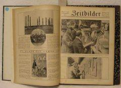"""""""Zeitbilder"""". Beilage zur Berliner Abendpost, November 1914 - Dezember 1915."""