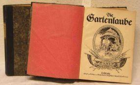 Die Kriegs Gartenlaube. 1915/1916, gebunden.- - -20.17 % buyer's premium on the hammer price19.