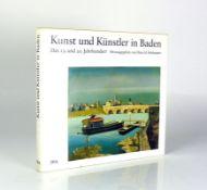 Kunst und Künstler in Badendas 19. und 20. Jahrhundert; von Hans H. Hofstätter; reichhaltig