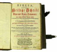 ENDTER-BibelBIBLIA, die ganze heilige Schrift des Alten und Neuen Testaments von Herrn. Dr. Martin