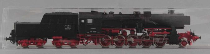 Liliput HO 52 222 Kriegslokomotive, DampflokNeuwertig.