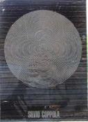 Silvio Coppola (1920-1986). Grafische Gestaltung auf SilberstrukturenSilvio Coppola Milano 1969 -