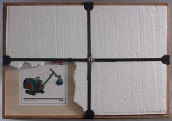 Märklin Metallbaukasten 10900Seilbagger mit Tieflöffel.Komplett neu in originaler Verpackung.