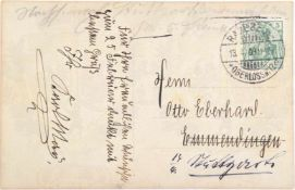 MAY, KARL, (1842-1912), dt. Schriftsteller, Verfasser von Reiseerzählungen aus dem Orient u.