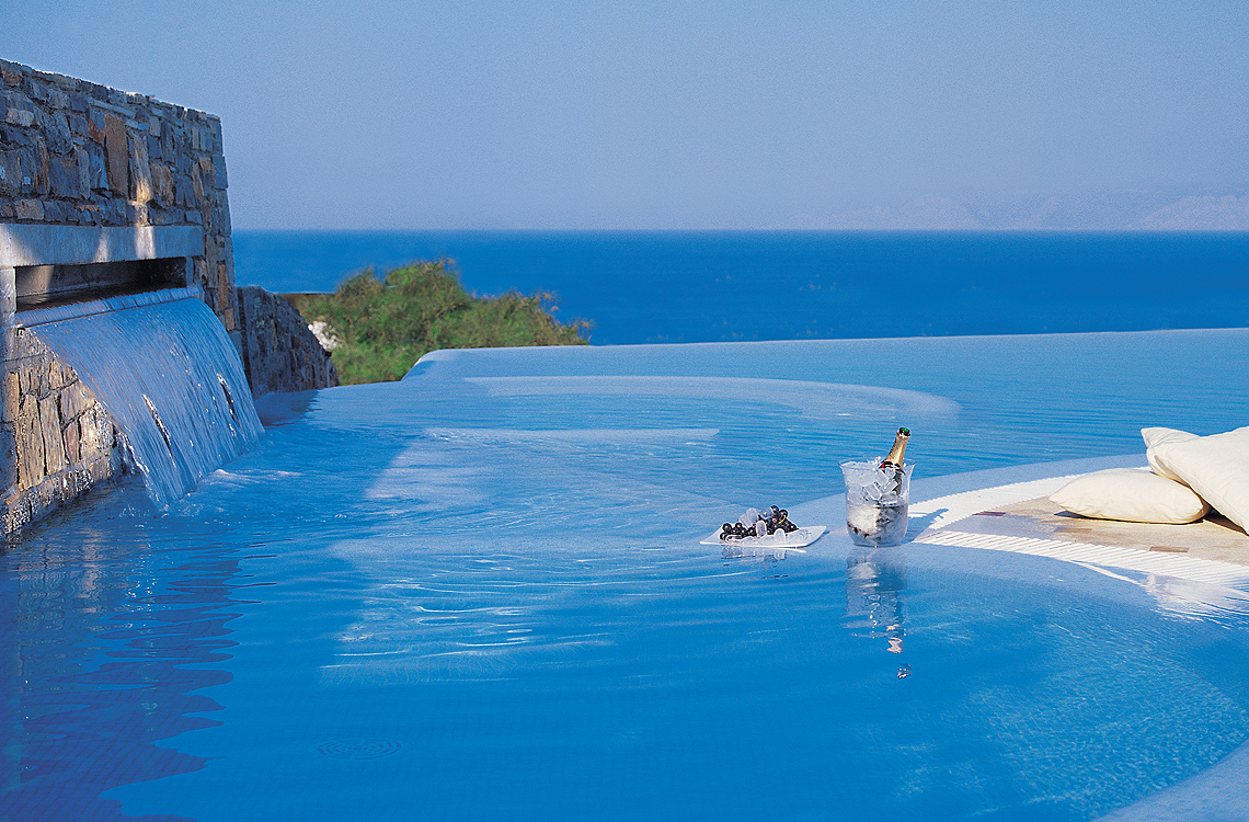 Lot 16 - Eden Luxury travel holiday for two in Crete This fantastic trip for two includes British Airways