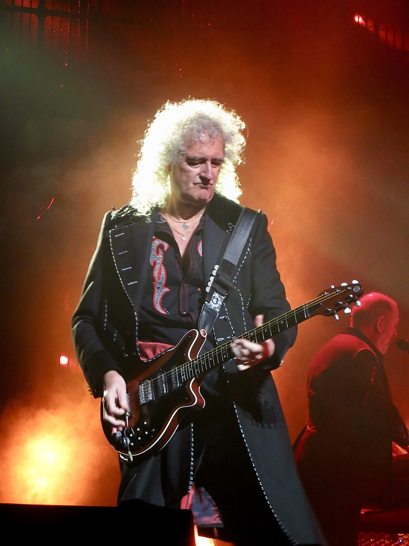 Lot 15 - The Brian May Guitar A personally signed and inscribed guitar from the great rock legend,