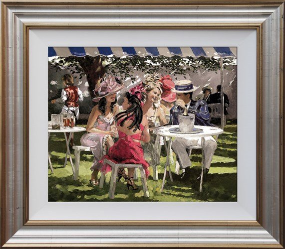 Lot 41 - A Picture fit for a Queen Sherree enjoys a position at the forefront of British art,