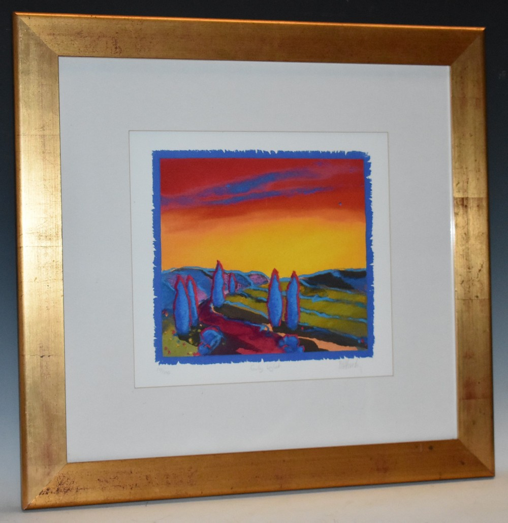 Lot 3023 - Barbara Brody (contemporary), by and after, Early Light, signed, titled,