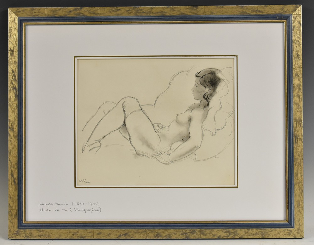 Charles Martin, by and after, (French, 1884 - 1934), - Image 2 of 2