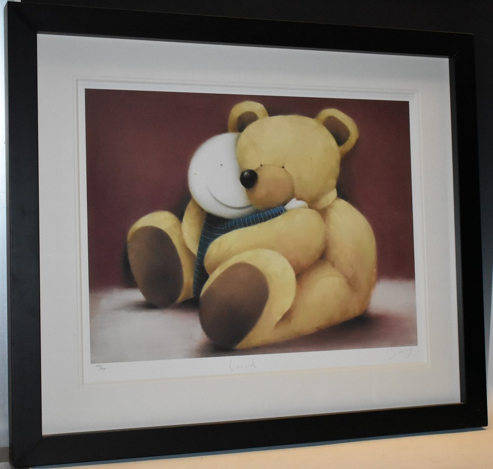 Doug Hyde, by and after, 'Loved', signed and titled in pencil, limited edition print,