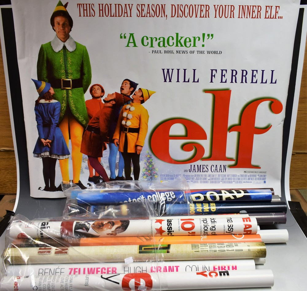 Lot 5044 - Film Posters - Lobby and billboard display posters, Comedy, Festive and Alternative,