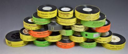 Films - Trailer Reels, 35mm, including Spiderman; Spiderman II, V1, V2, V3,