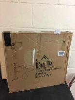 Lot 71 - HomCom Speed Bag Platform