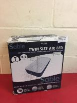 Lot 8 - Sable Twin Size Air Bed