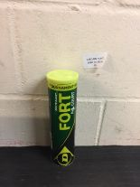 Lot 75 - Dunlop Fort Clay Court Tube of 4 Tennis Balls