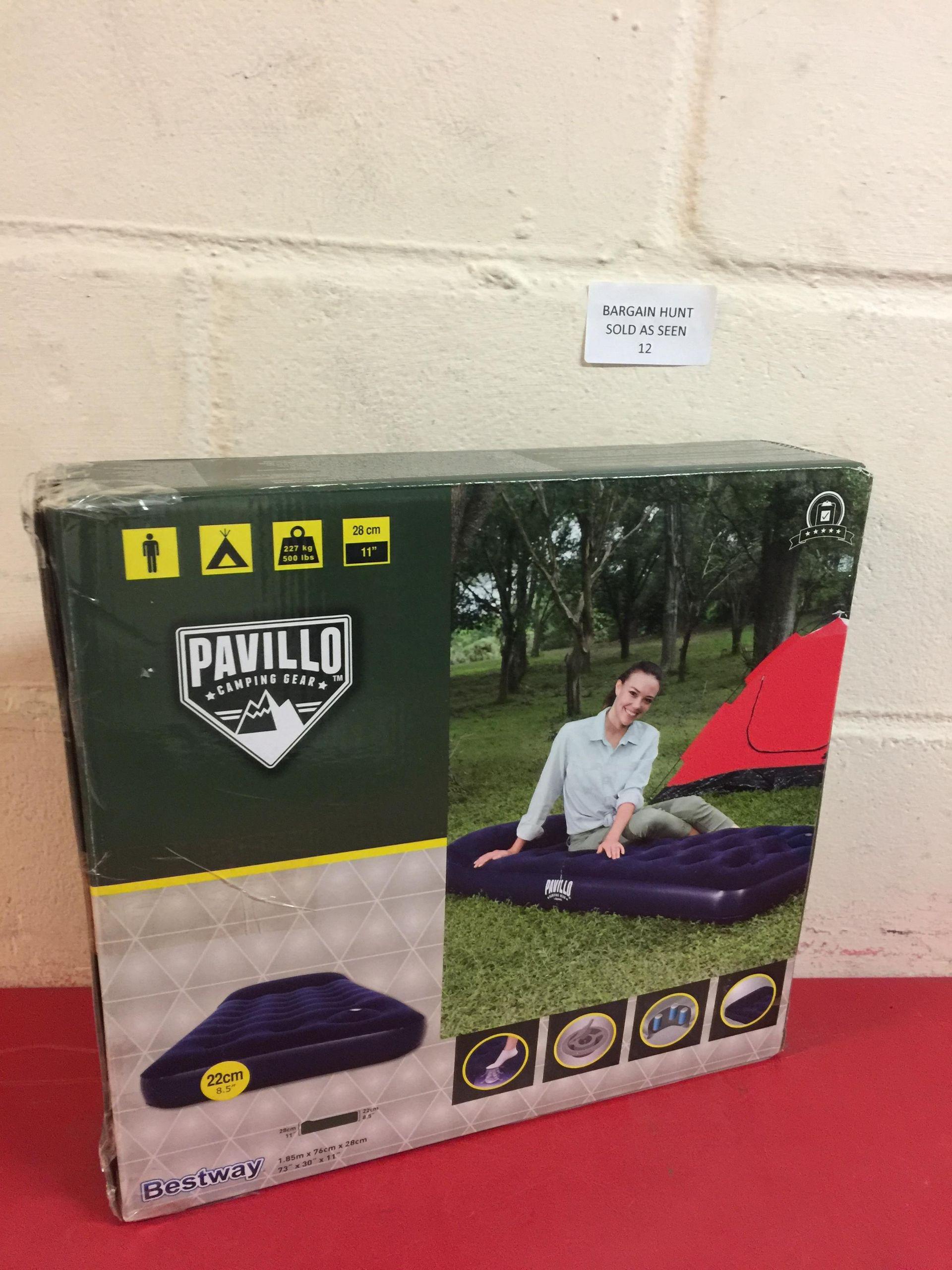 Lot 12 - Bestway Pavillo Air Bed