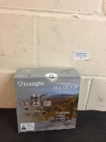 Lot 50 - Trangia 25 Cookset With Gas Burner RRP £77.99