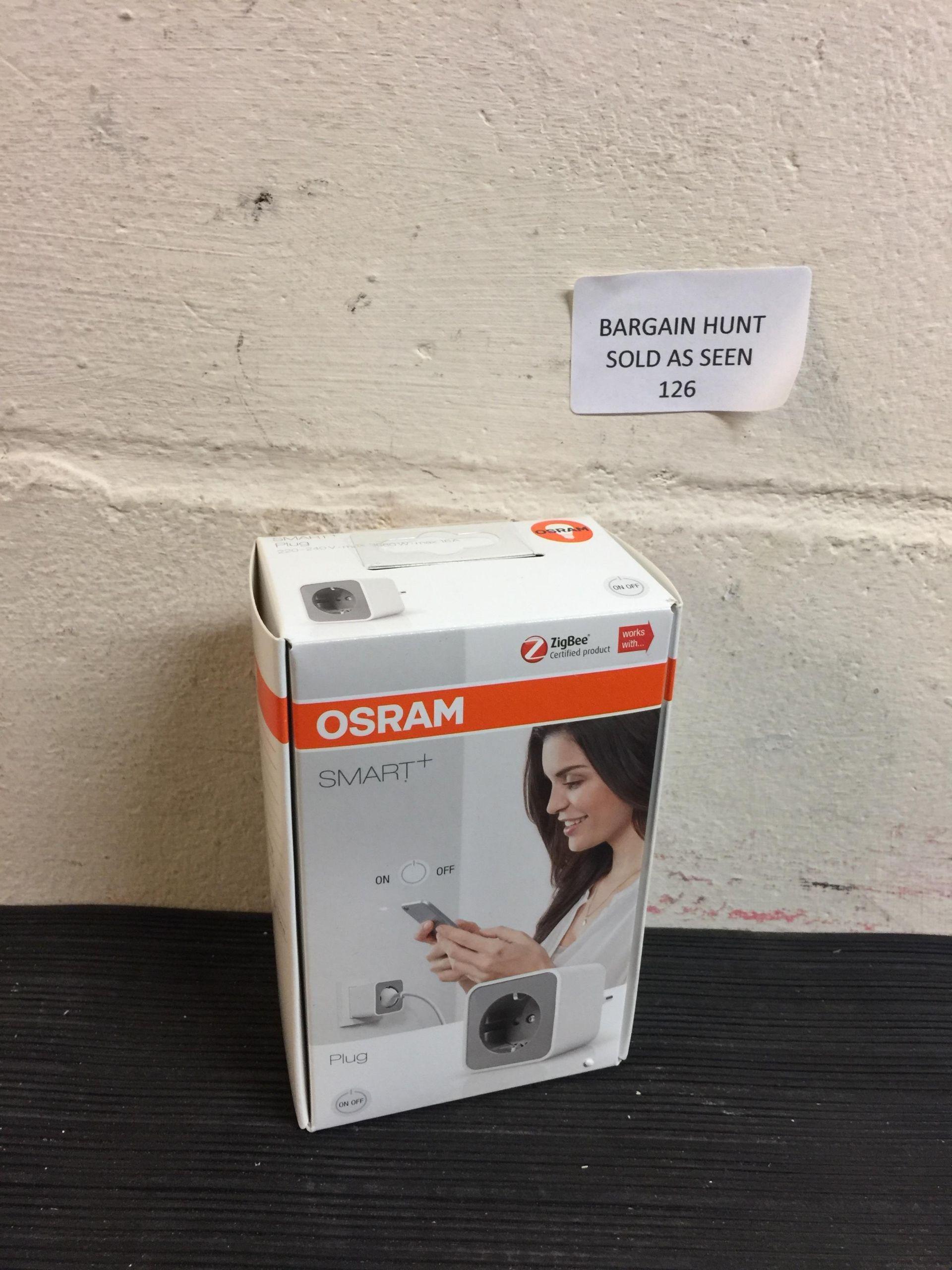 Lot 126 - Osram Smart+ EU Plug