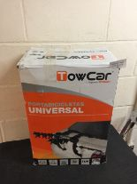 Lot 28 - Enganches Aragon Towcar TCR0003 Bicycle Boot Rack RRP £139.99