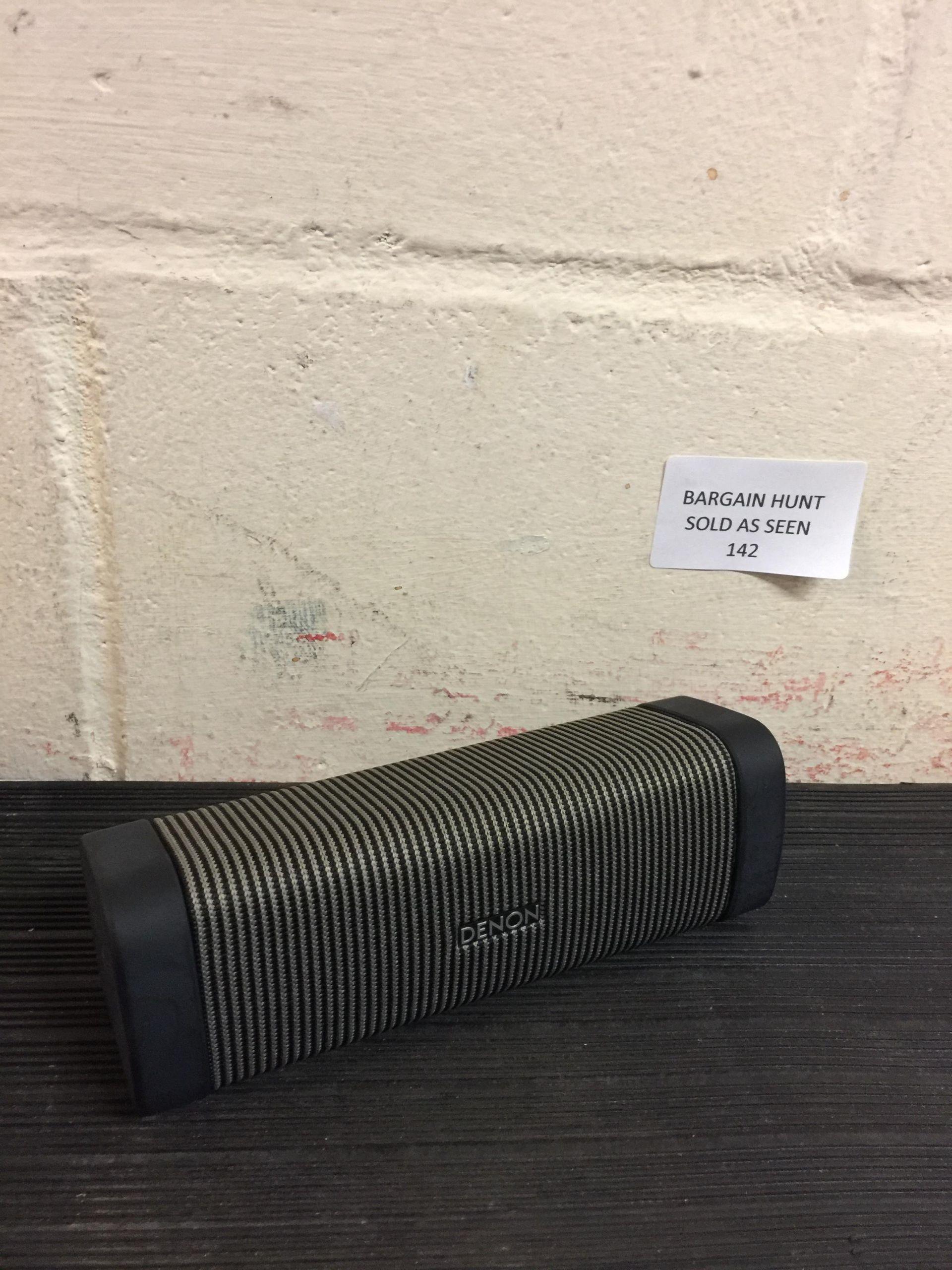 Lot 142 - Denon DSB-150BT Envaya Mini Portable Premium Bluetooth Speaker RRP £110