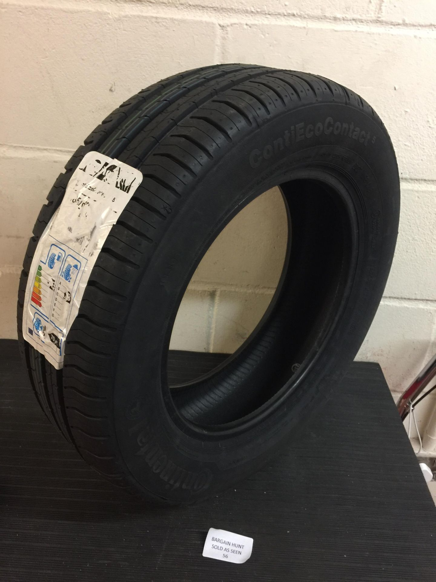 Lot 56 - Continental Tyre 185/60 R14