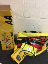 Lot 89 - AA Breakdown & Safety Kit Plus