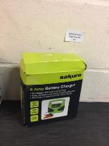 Lot 64 - Sakura Battery Charger