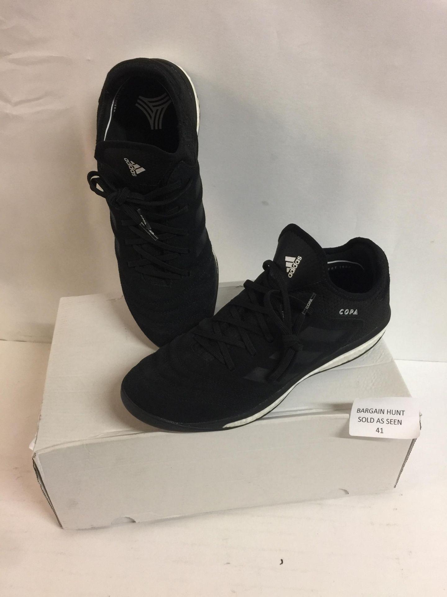 Lot 41 - Adidas Trainers, 9 UK