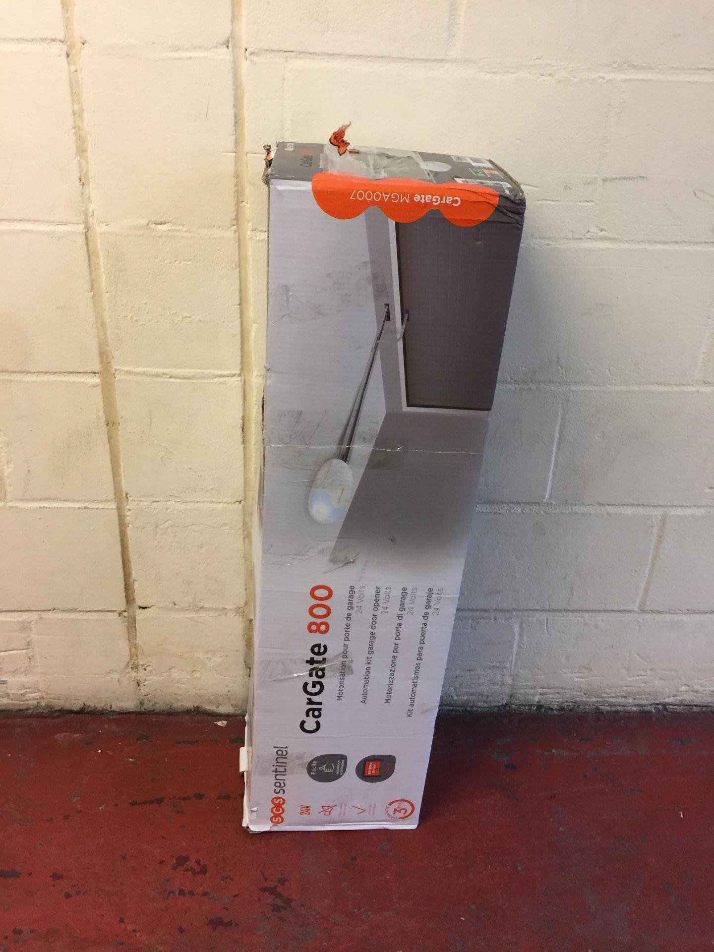 Lot 1 - SCS Sentinel CarGate 800 Automation Kit Garage Door Opener RRP £139.99