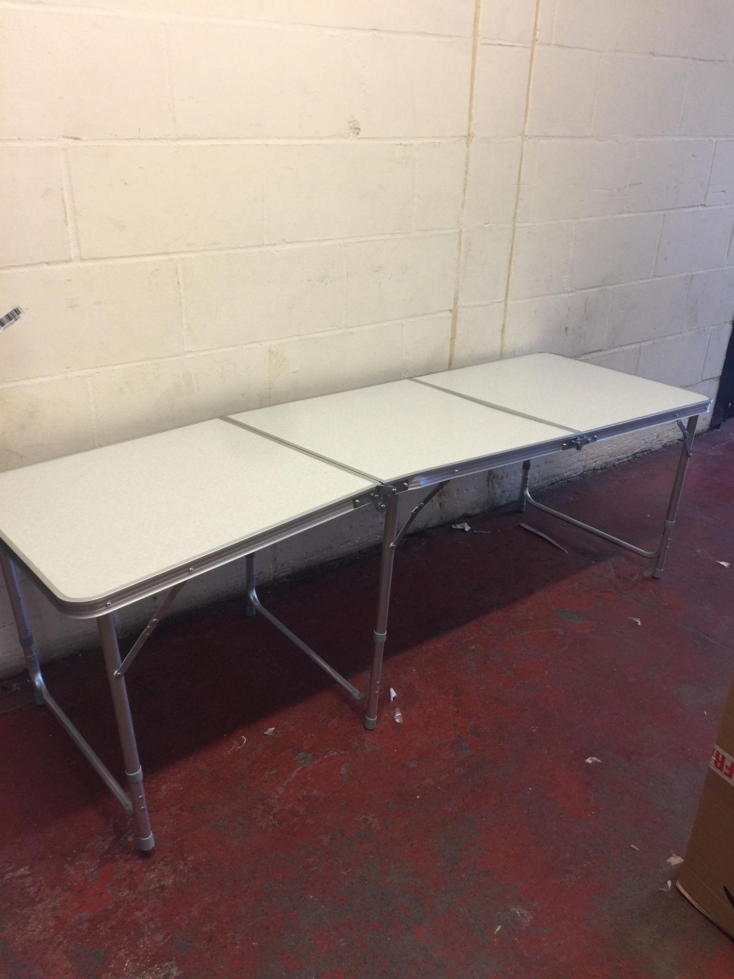 Lot 36 - Folding Camping Table