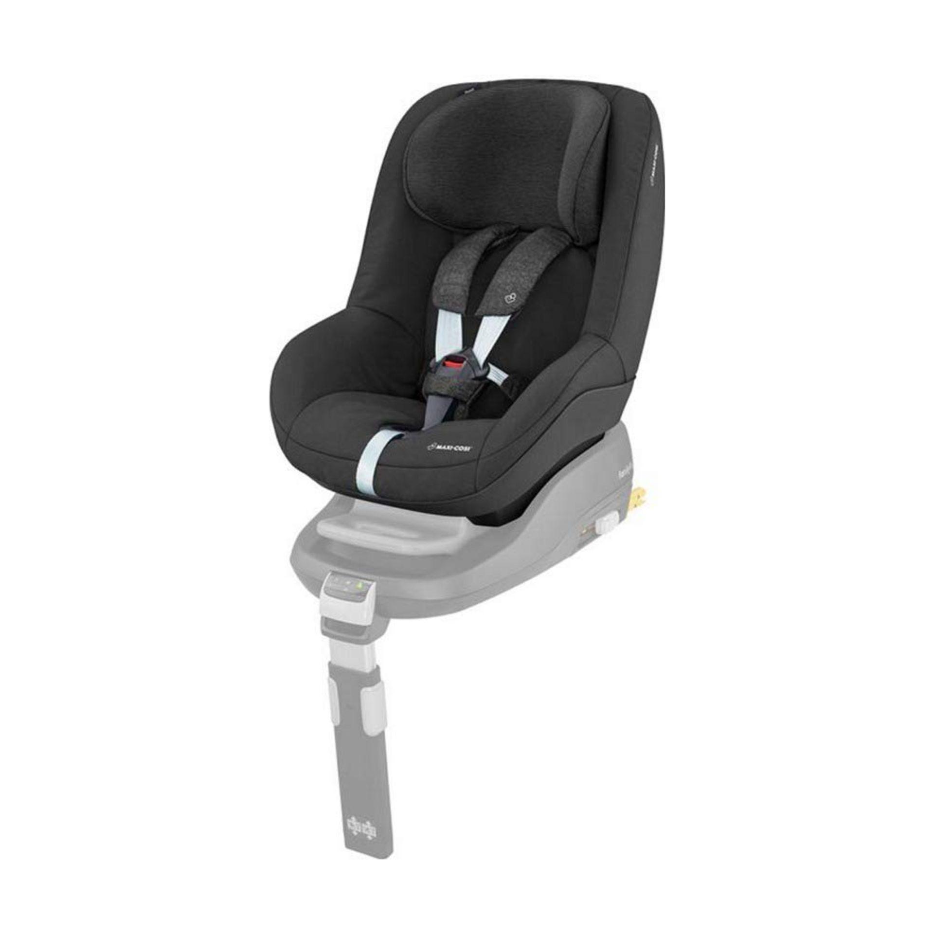 Lot 8 - Maxi-Cosi Pearl Toddler Car Seat Group 1, ISOFIX Car Seat RRP £130