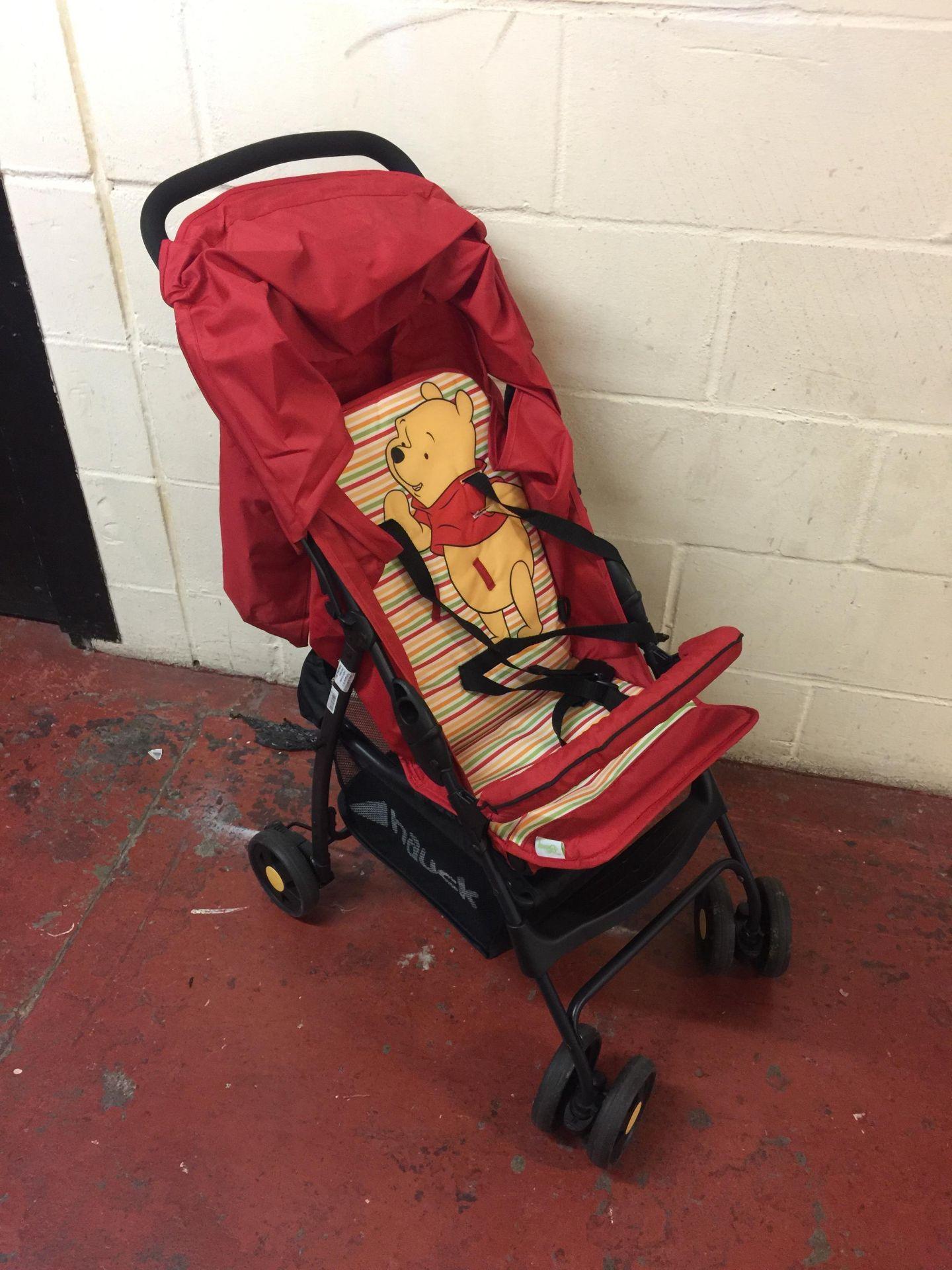Lot 24 - Hauck Disney Baby Sport Lightweight Pushchair