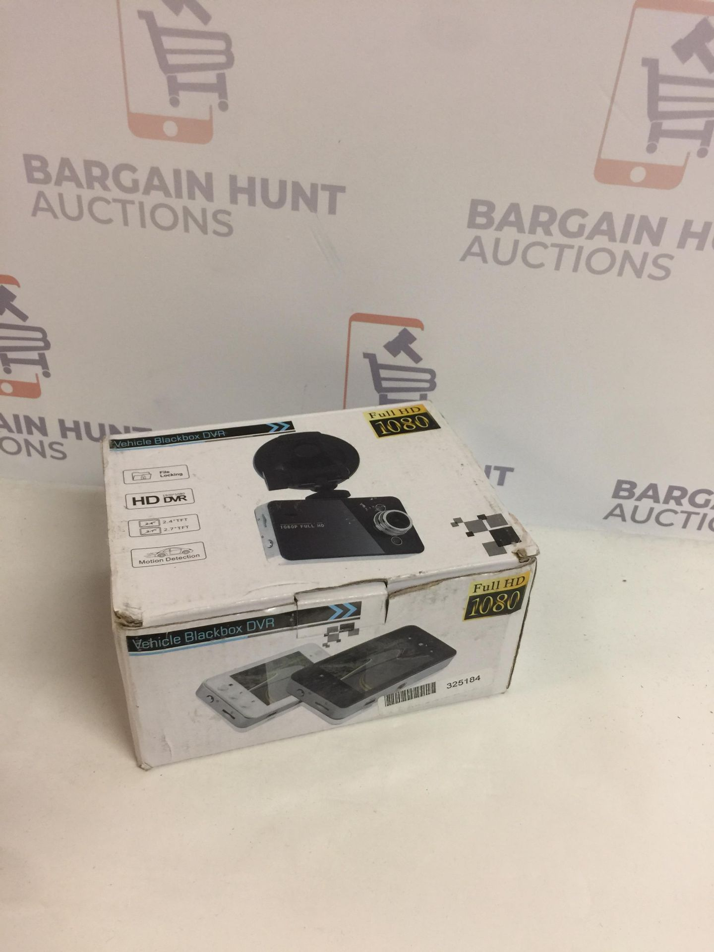 Lot 72 - Vehicle Blackbox DVR