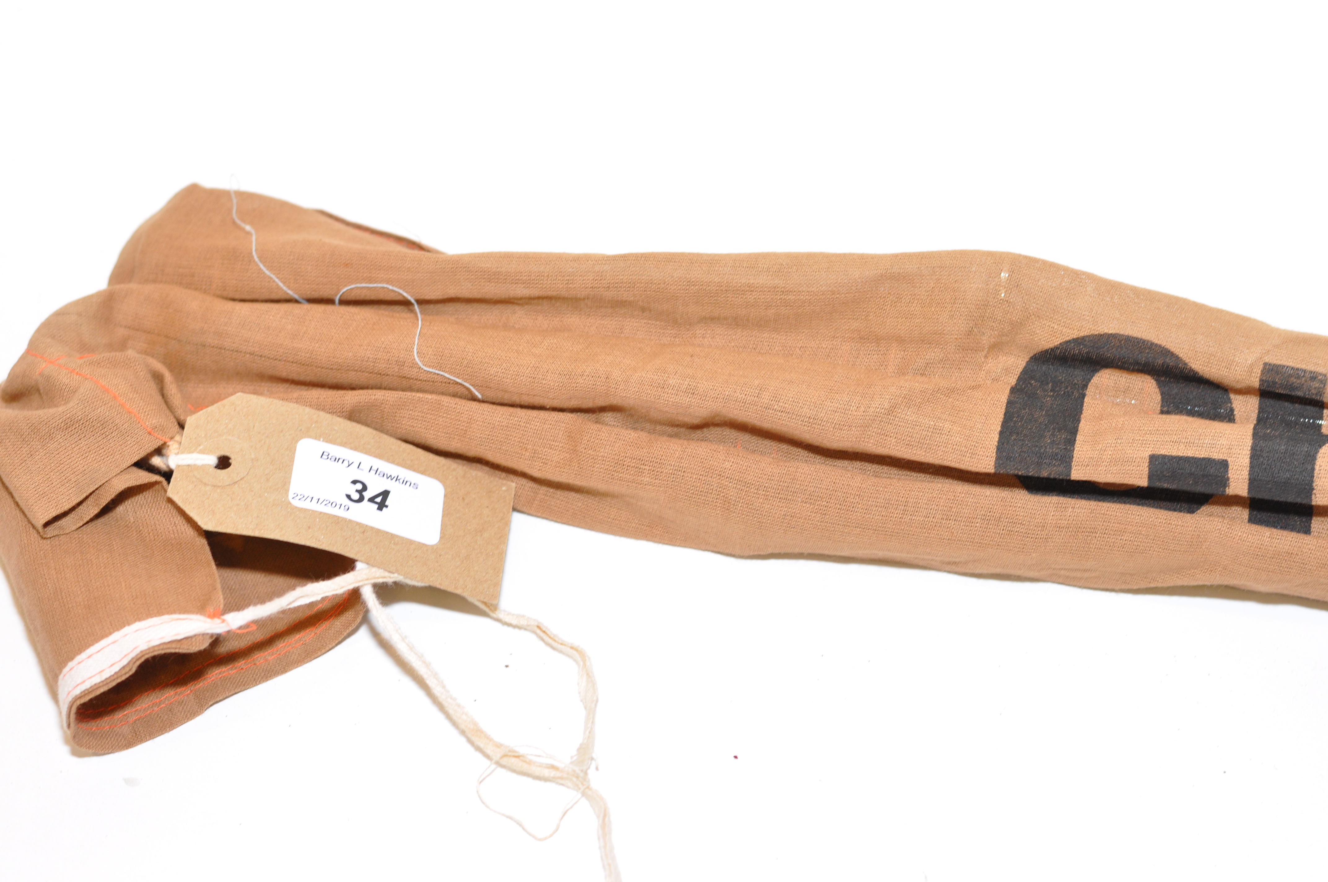 Lot 34 - SHAKESPEARE CHAMPION 1850-360 FISHING ROD AND BAG