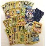 Collection of approx. 400 Pokémon Trading Cards.